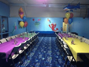 Birthday parties san antonio aquarium for Rooms to go kids san antonio