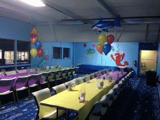 Birthday Party Room