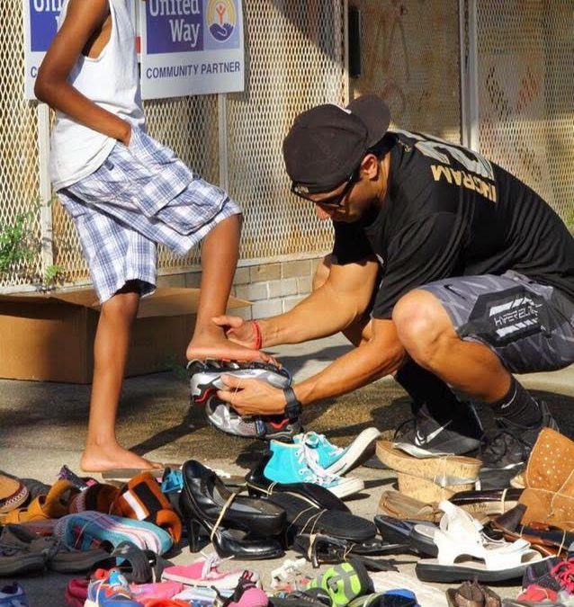 San Antonio Aquarium to Host Shoe Drive for Needy