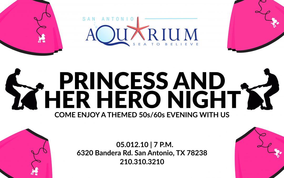 Princess and Her Hero Night: May 12